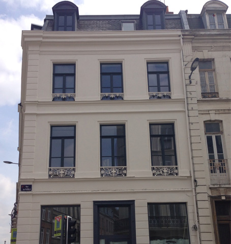 Entreprise de rénovation à Lille