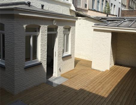 Travaux de rénovation extérieure Lille