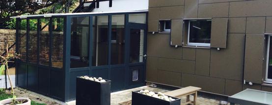 Rénovation aménagements extérieurs Lille