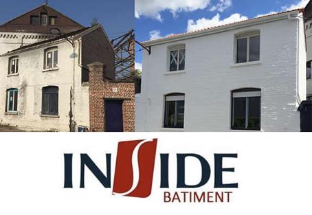 Entreprise de bâtiment et de rénovation à Lille