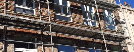 Rénovation d'extérieur Lille