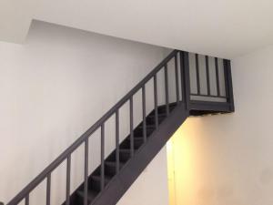 Peinture intérieure sur escalier à Lille